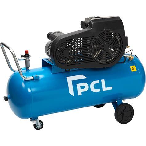 pcl 3 hp belt driven compressors
