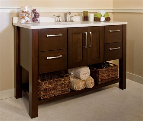 console vanities bathroom versiniti series i vanity contemporary boston by