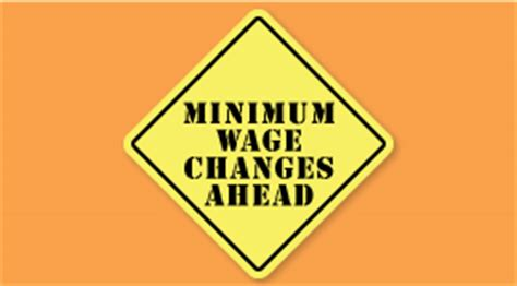 minimum wage overview minimum wage hike becomes overview of implications