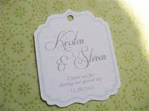 Custom Favor Tags by Unavailable Listing On Etsy