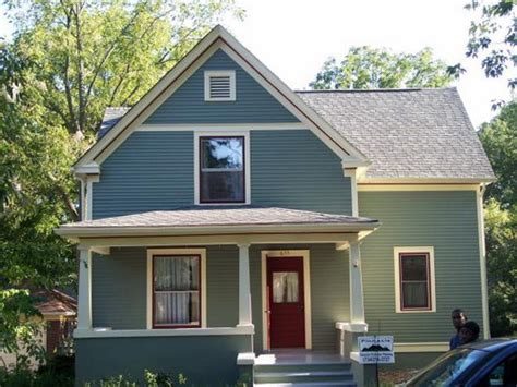 house paint schemes fundamental when choosing the exterior paint