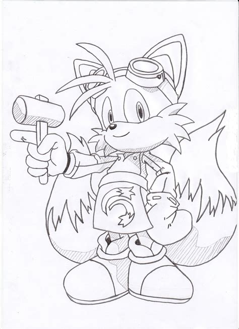 sonic knight coloring coloring pages