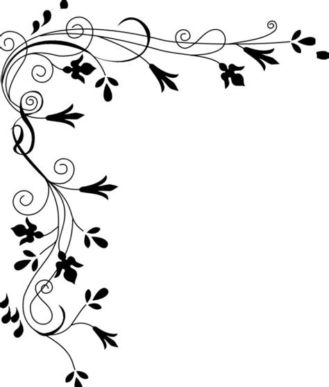 Wedding Paper With Border by Wedding Clipart Borders 161057