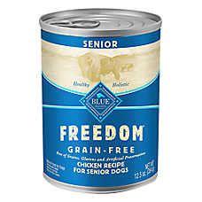 blue freedom puppy food blue freedom senior food canned food petsmart