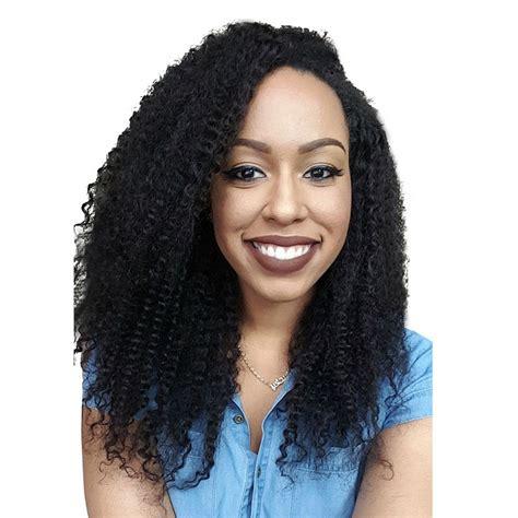 hair dye for kinky hair com natural color kinky curly hair weaves brazilian virgin
