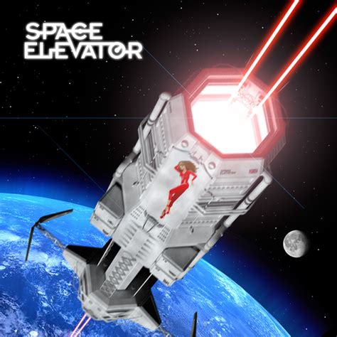 thin space space elevator launch for thin lizzy cover don t