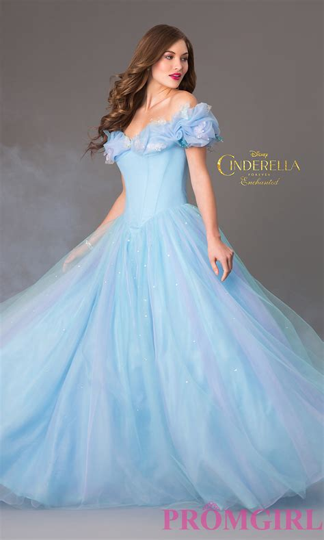 Disney Forever Enchanted Cinderella Ball Gown for Prom