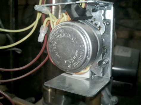 thermostat  gas boiler baseboard heating