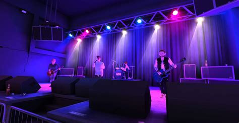 couches band indie rock band super furniture image avakin life 3d