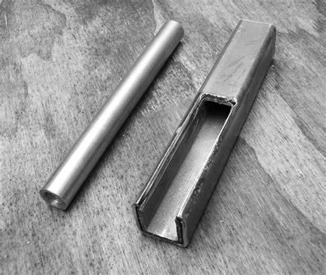 Rectangle Square table leg typewriter diy submachine gun prototype the