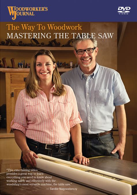 dvd  rockler teaches comprehensive table