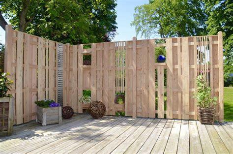 Sichtschutz Garten Guenstig 4 by Sichtschutz Aus L 228 Rchenholz Luxus Sichtschutz Holz