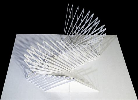 How To Make Pop Up Paper - paper pop up sculptures 7 fubiz media
