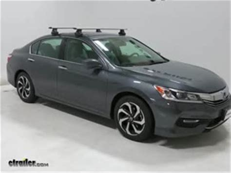 Accord Roof Rack by Thule Roof Rack Fit Kit For Traverse Foot Packs 1720