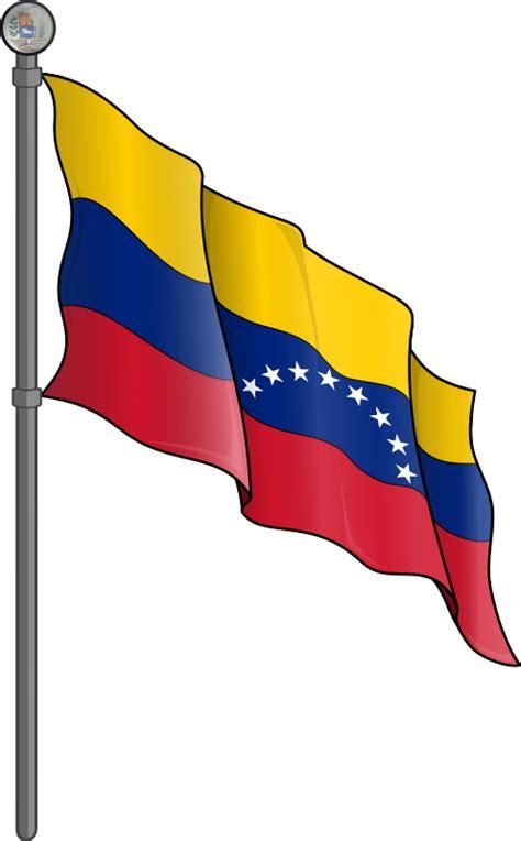 imagenes de venezuela con la bandera clipart bandera de venezuela