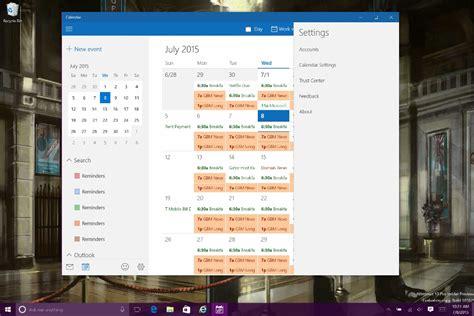 Windows Calendar How To Add Calendars Events To Calendar In Windows 10
