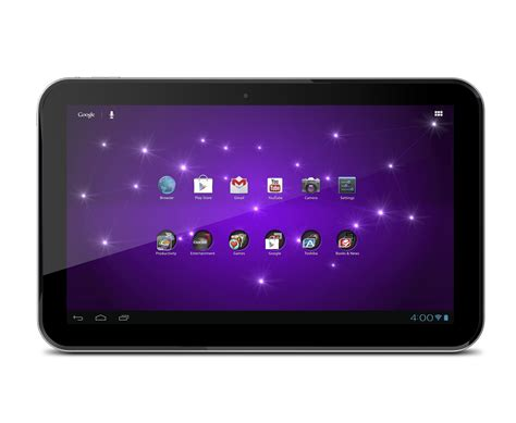 Tablet Toshiba toshiba unveils excite 10 excite 7 7 and excite 13 android 4 0 tablets with tegra 3