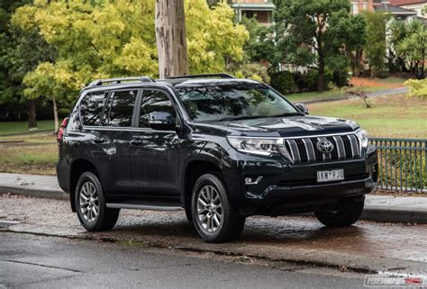land cruiser toyota 2018 2018 toyota landcruiser prado review gx kakadu
