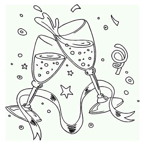 new years eve coloring pages free printable 2015 search results for happy new year coloring kindergarten