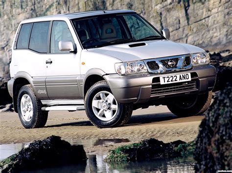nissan terrano 2006 1995 nissan terrano ii r20 pictures information and