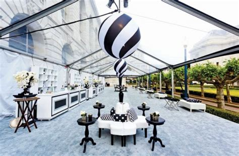 Event Styling  Black and White   OMG Events