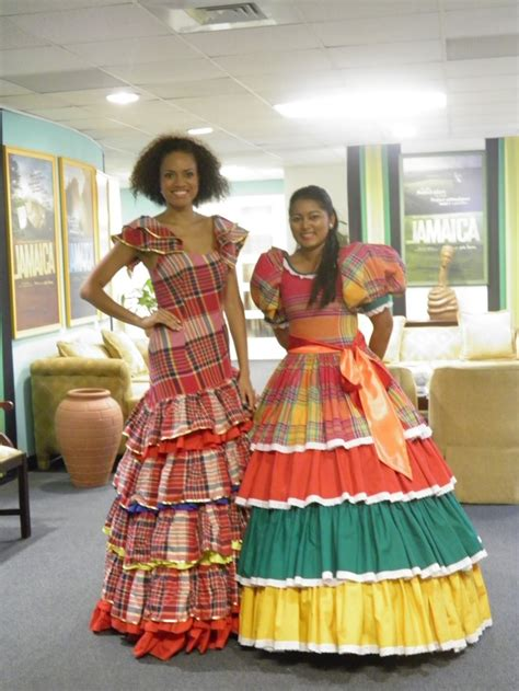 Jamaican Wedding Attire by Traditional Jamaican Clothing Related Keywords