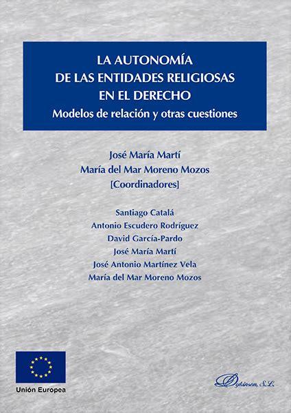 librerias religiosas en madrid librer 237 a dykinson la autonom 237 a de las entidades