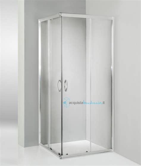 box doccia altezza 180 vendita box doccia angolare porta scorrevole 80x80 cm
