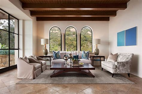 santa barbara style interior design santa barbara spanish cabana home designs a montecito masterpiece