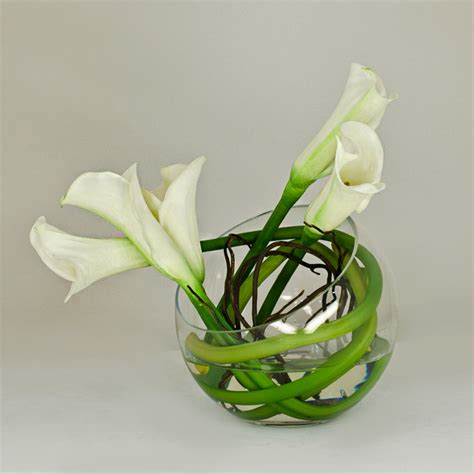 calla lily home decor real touch white calla lily artificial faux arrangement
