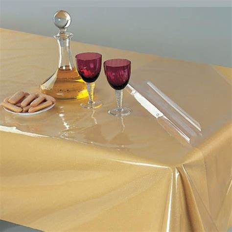 clear plastic table cover 1000 ideas about plastic table covers on