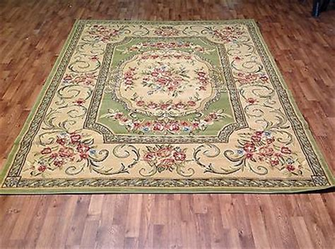 Qvc Area Rugs Qvc Rug Quot Floral Medallion Quot 7 6 Quot X9 6 Quot Rug Beige Rug Qvc Rugs For Sale Holidays Net