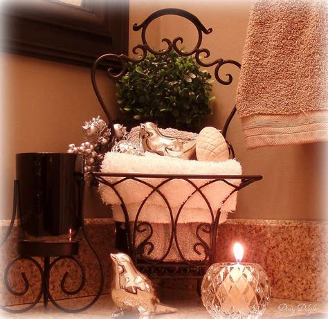 Bathroom Counter Decor by Bathroom Counter Decor A Place For Me
