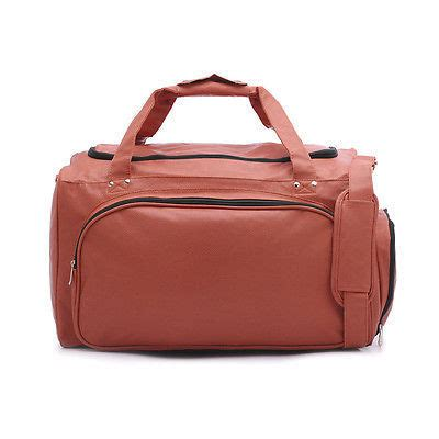 sports bag with separate shoe compartment sport size duffel bag actual basketball leather