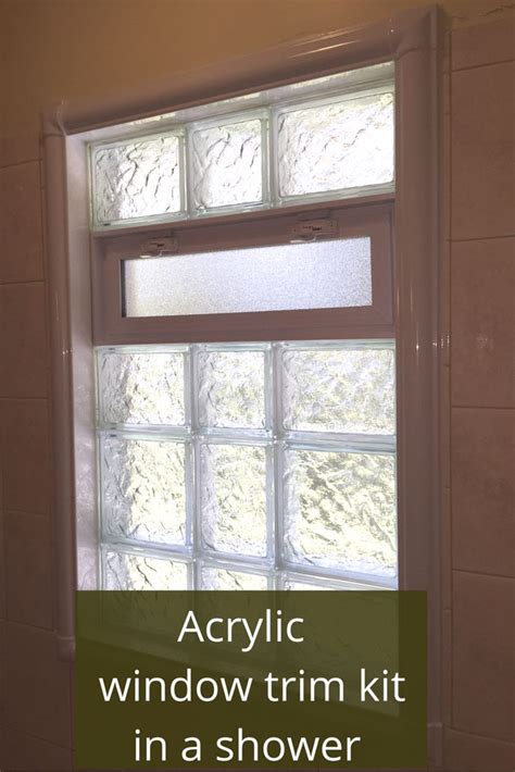 glass block window in shower 131 best images about glass block windows on