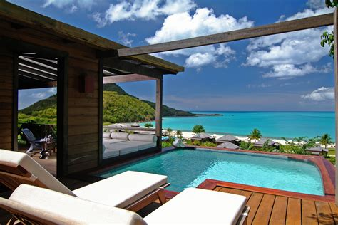 best resorts antigua antigua honeymoon suites with pools all