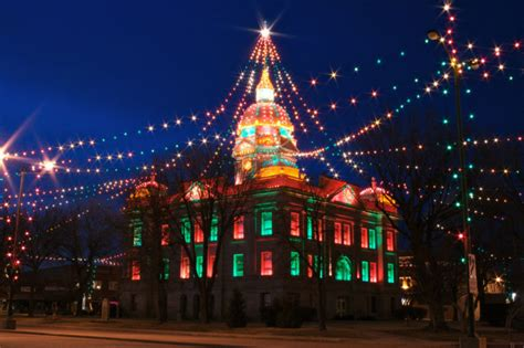best christmas light displays in lincoln ne 10 of the best light displays in nebraska in 2016