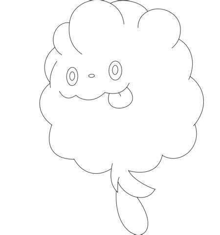Boneka Original X Y Swirlix swirlix coloring page free printable coloring pages