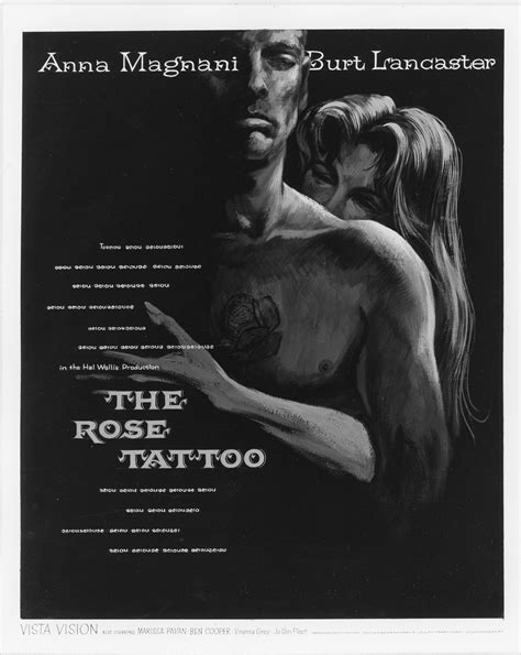 the rose tattoo 1955 the premiere release date dec 12 1955 tvweek