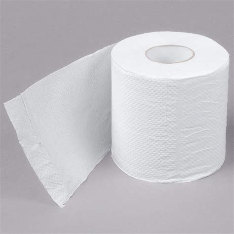 toilet paper lavex janitorial individually wrapped 2 ply standard 500