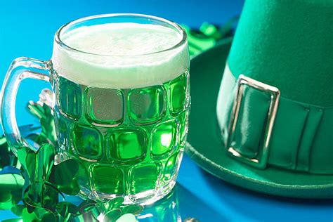 delicious st patricks day drinks