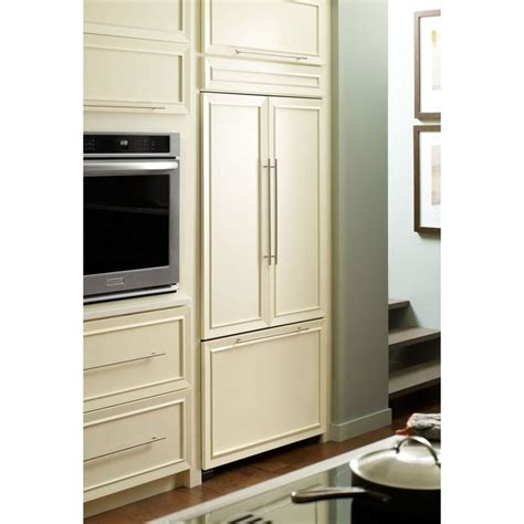 built in refrigerator image gallery kitchenaid built in appliances