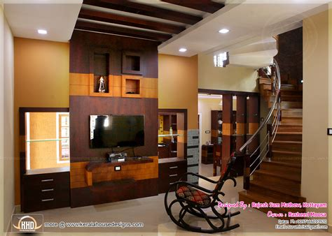 home interior design in kerala living dining partition kerala search interiors