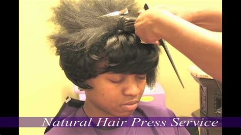natural hair style for black hair beauty salon birmingham alabama nouritress salon annual quot natural hair steam event quot youtube