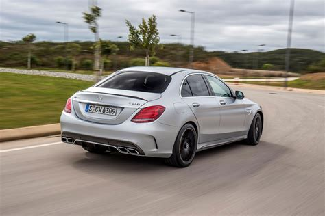 mercedes amg mercedes amg c63 coupe revealed in camouflage ahead of