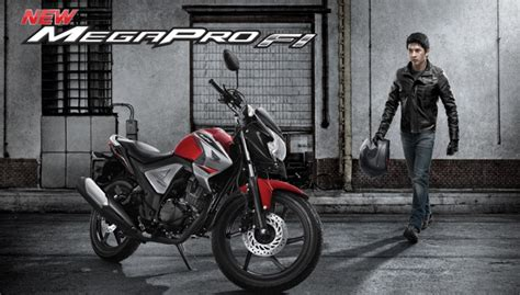 Standar Tengah Honda New Mega Pro Monoshock Karburator Original Ahm honda new mega pro kredit harga murah