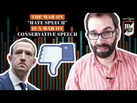 matt walsh show daily wire against conservative speech the matt walsh show ep 78