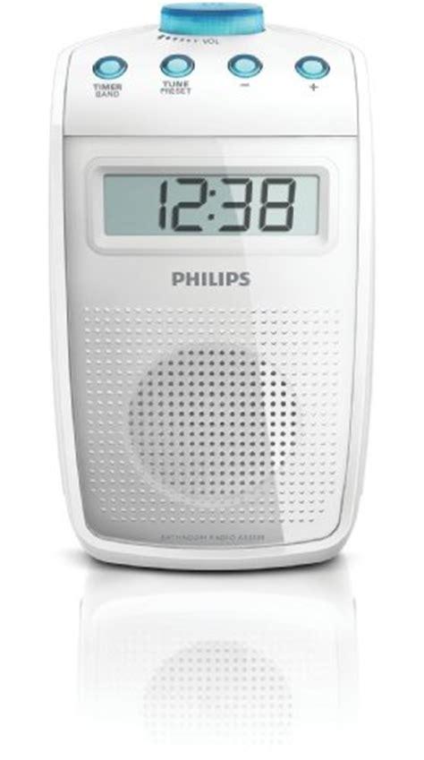 bathroom clock radio radios pohs