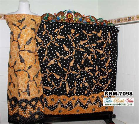 Rok Batik Tulis Madura Pagi Sore batik madura pagi sore kbm 7098 kain batik murah