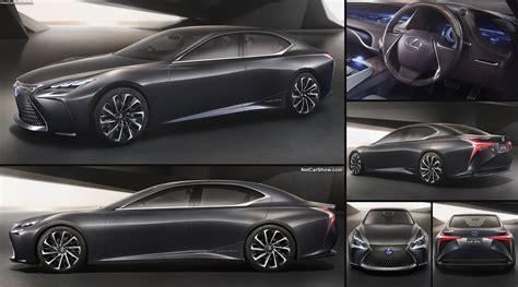 lexus lf fc lexus lf fc concept 2015 pictures information specs
